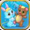 熊猫宝宝爱洗澡