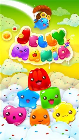 果冻躁狂(jellymania)
