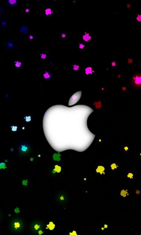 苹果x墙纸可爱