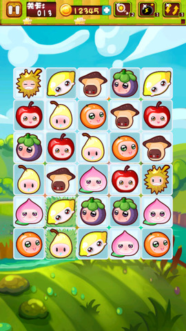 水果连连看之水果连萌_pic5