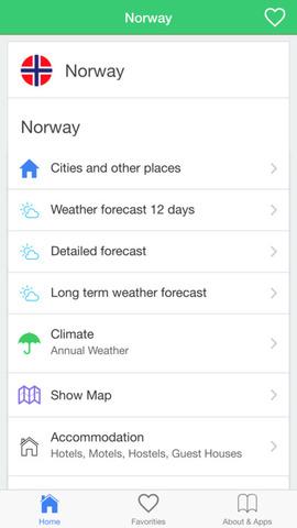 挪威天气预报_pic5