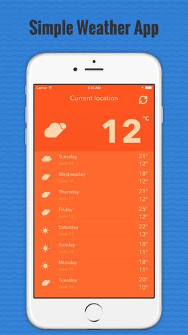 当地天气预报_pic2