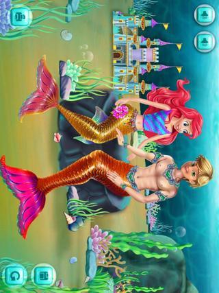 美人鱼的水下婚礼_pic1