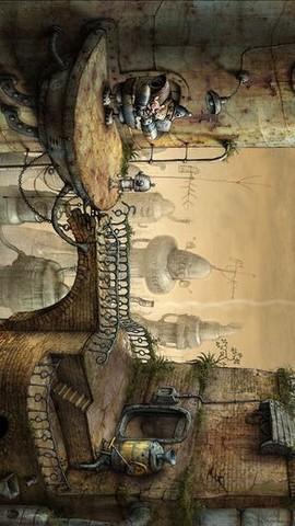 机械迷城(Machinarium)_pic4