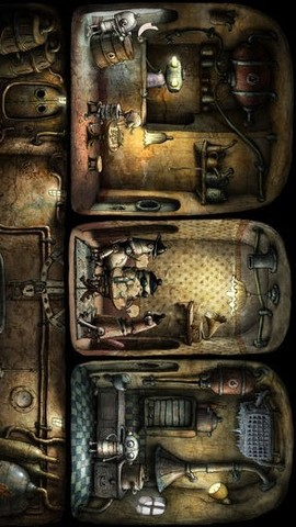 机械迷城(Machinarium)_pic3