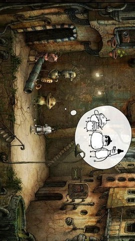 机械迷城(Machinarium)_pic1