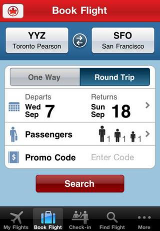 Air Canada(加拿大航空)v3.1_pic2