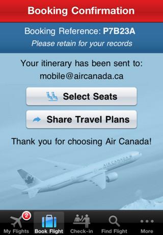 Air Canada(加拿大航空)v3.1_pic4