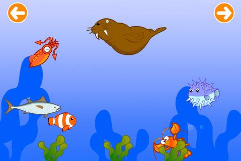 快乐学堂-海底世界