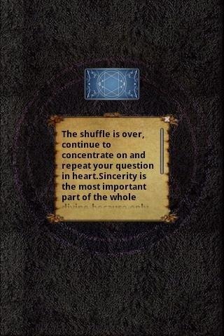 塔罗占卜,利用22张大阿尔克纳牌以及正逆位机制,以时间之流牌阵为您