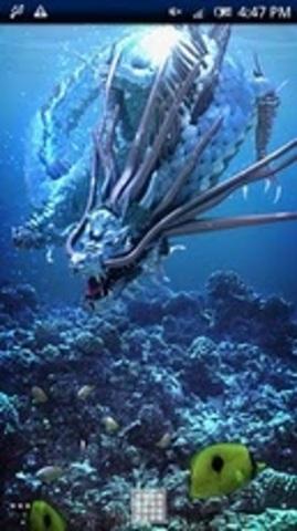 壁纸 海底 海底世界 海洋馆 水族馆 桌面 269_480 竖版 竖屏 手机