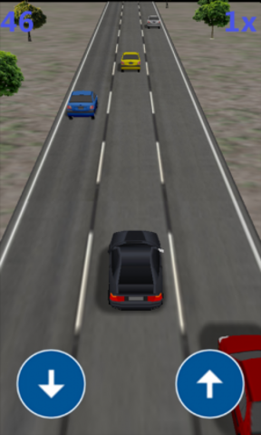 3D公路赛(Traffic Race 3D)_pic1
