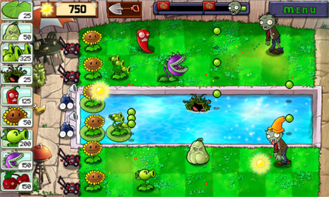 植物大战僵尸(Plants vs Zombies)_pic2