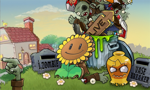 植物大战僵尸(Plants vs Zombies)_pic1