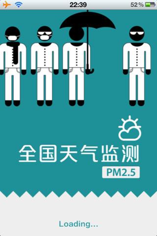 全国天气监测(送PM2.5)_pic1