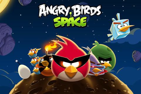 愤怒的小鸟太空版_pic1