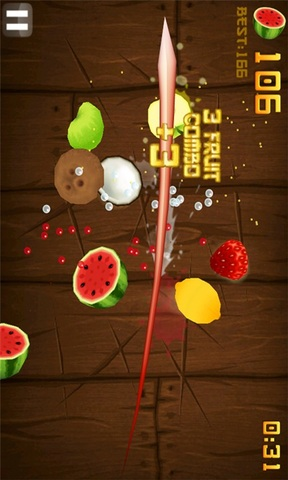 水果忍者 (Fruit Ninja)_pic2