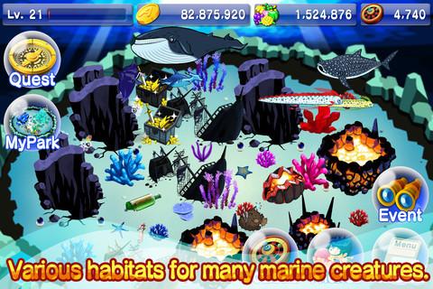 【海洋动物园(marine zoo)下载|海洋动物园