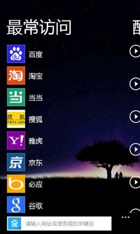 360浏览器(预览版)_pic5