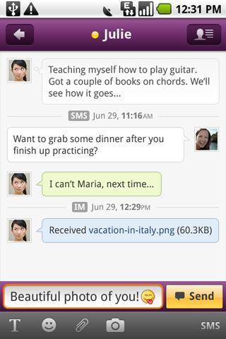 Yahoo即时通(Yahoo Messenger)_pic2