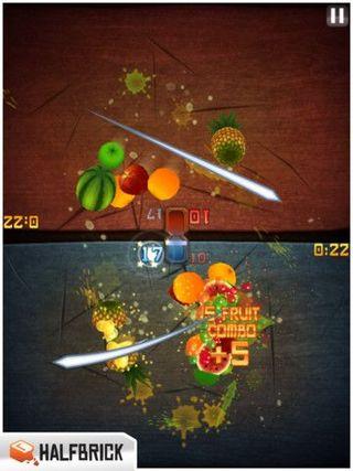 水果忍者HD(Fruit Ninja HD)_pic5