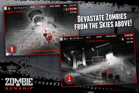 僵尸炮艇(Zombie Gunship)_pic4