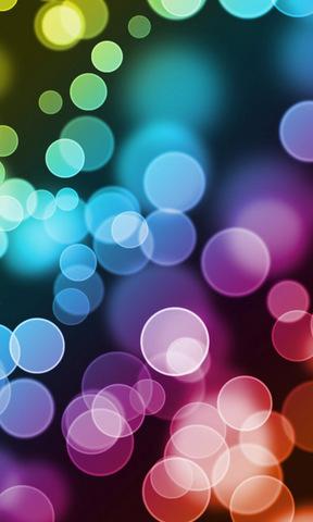 【彩色泡泡手机壁纸】彩色泡泡手机壁纸免费下载