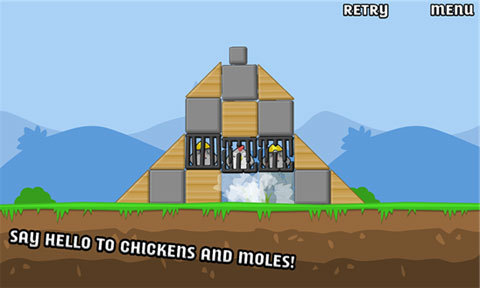 小鸡和鼹鼠(CHICKENS AND MOLES)_pic5