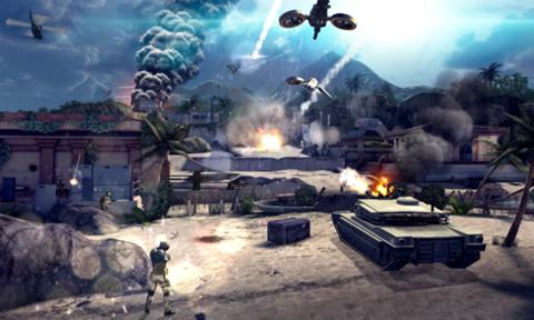 现代战争4:决战时刻 WP8_pic2