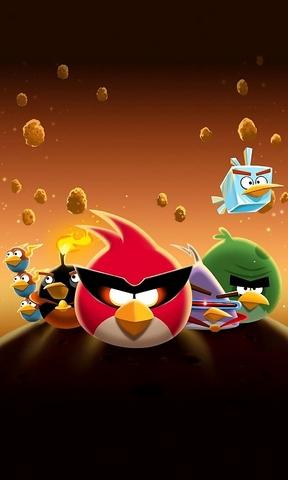 【愤怒的小鸟手机壁纸】愤怒的小鸟手机壁纸免费下载