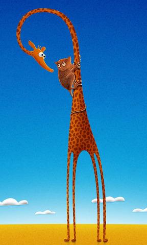 大嘴猴高清手机壁纸 手绘风景手机壁纸 卡通西瓜壁纸 可爱麦拉风手机