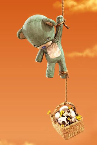 【玩偶小熊手机壁纸】玩偶小熊手机壁纸免费下载