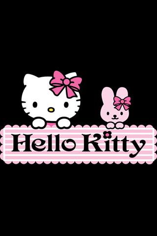 kitty手机壁纸】hello