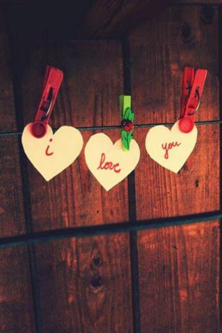 浪漫爱情手机壁纸