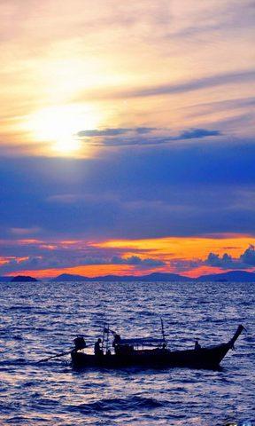 【夏至皮皮岛的缤纷世界手机壁纸】夏至皮皮岛的缤纷