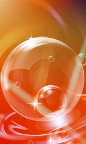 立体泡泡手机壁纸