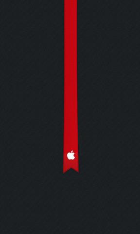 红条垂钓手机壁纸