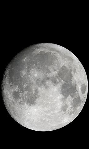 月球手机壁纸