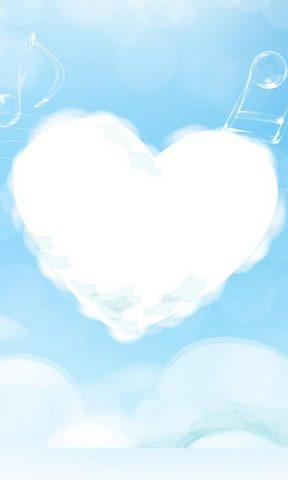 【手绘心形手机壁纸】手绘心形手机壁纸免费下载