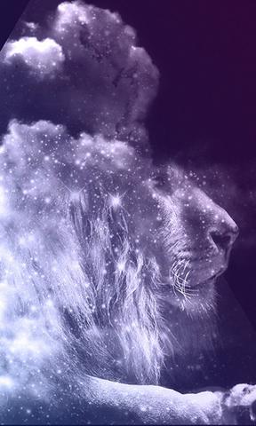 狮云手机壁纸图片