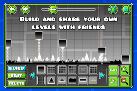 几何冲刺(Geometry Dash)_pic2
