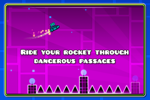 几何冲刺(Geometry Dash)_pic1