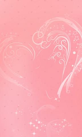 【粉红心形手机壁纸】粉红心形手机壁纸免费下载