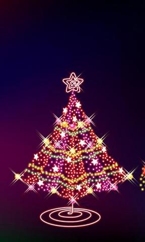 【圣诞树手机壁纸】圣诞树手机壁纸免费下载