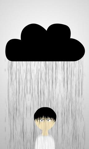 境界的彼方下雨男主头像