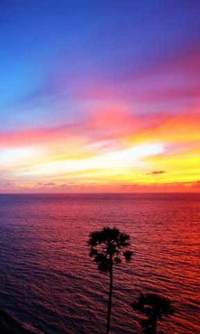 5c高清风景壁纸 那年夏天宁静的海手机  泰国普吉岛风光手机壁纸 简介