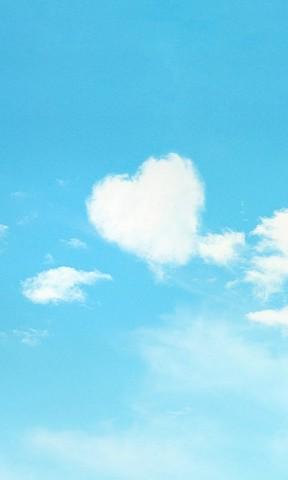 【爱心天空手机壁纸】爱心天空手机壁纸免费下载