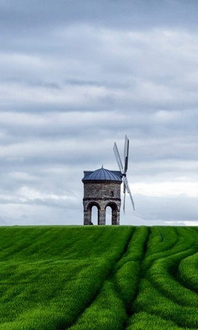【田园风车手机壁纸】田园风车手机壁纸免费下载