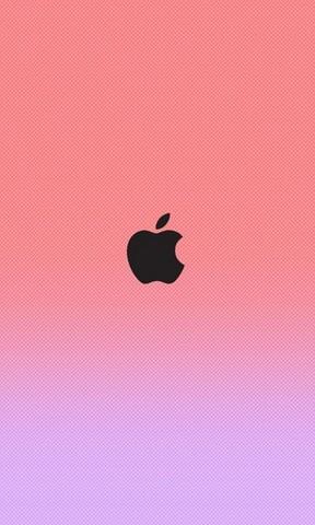 浅色苹果手机壁纸