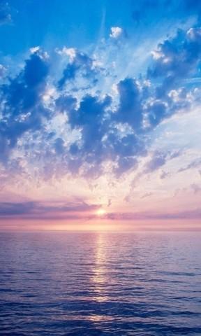唯美天空风景手机壁纸